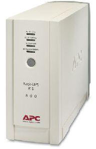 NO BREAK APC BACK UPS RS 800VA 230V 6 OUTLET 18 MIN 1/2CARGA C/R