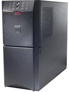 NO BREAK APC SMART UPS 3000VA 230V 9 OUTLET 14MIN 1/2 CARGA C/RE